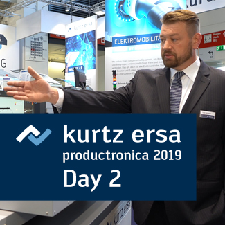 Ersa TV productronica ... Day 02