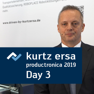 Ersa TV productronica ... Day 03
