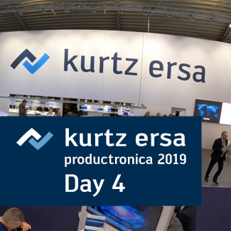 Ersa TV productronica ... Day 04